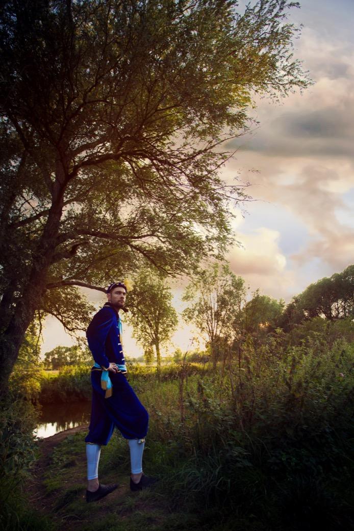 The Only Running Footman - James Steventon